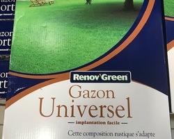 GAZON UNIVERSEL BOITE 1KG