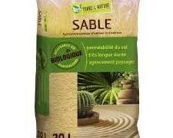 SAC DE SABLE 25kg