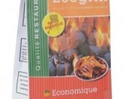 CHARBON DE BOIS ECOGRILL sac 4kg