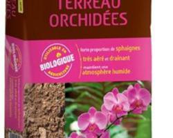TERREAU ORCHIDEE