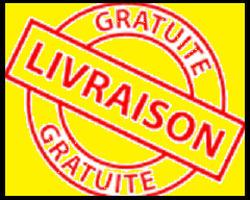 CARPORT COUVERT DOUBLE HAROLD, LIVRAISON A VOTRE DOMICILE GRATUITE !!