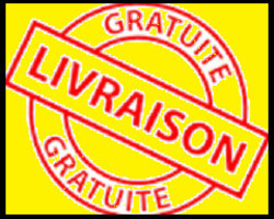 CARPORT COUVERT DOUBLE AYMAR AVEC REMISE, LIVRAISON A VOTRE DOMICILE GRATUITE !!