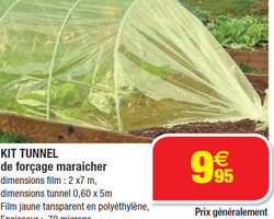 TUNNEL DE FORCAGE