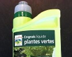 ENGRAIS PLANTES VERTES 1L